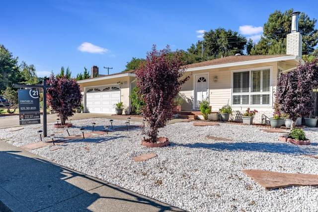 1226 Sleepy Hollow Ln, Millbrae, CA 94030 (#ML81806985) :: The Realty Society