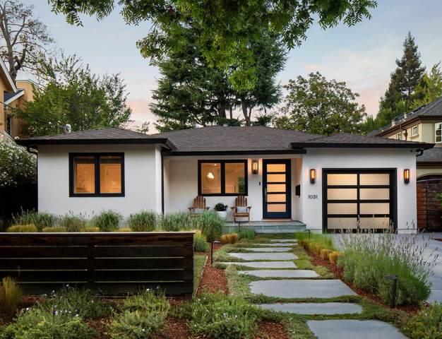 1031 Fife Ave, Palo Alto, CA 94301 (#ML81807010) :: The Realty Society
