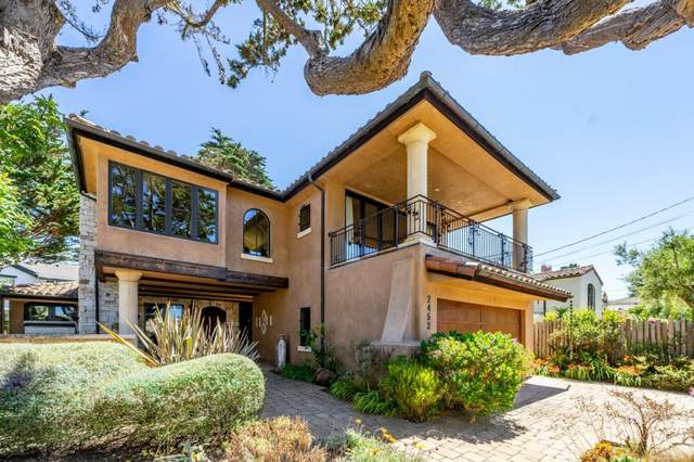 2452 Bay View Ave, Carmel, CA 93923 (#ML81807032) :: The Sean Cooper Real Estate Group