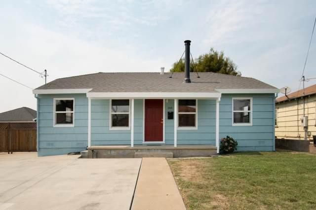 345 Paloma Ave, Salinas, CA 93905 (#ML81807061) :: The Realty Society