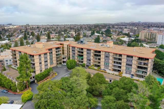 50 Mounds Rd 206, San Mateo, CA 94402 (MLS #ML81807200) :: Compass