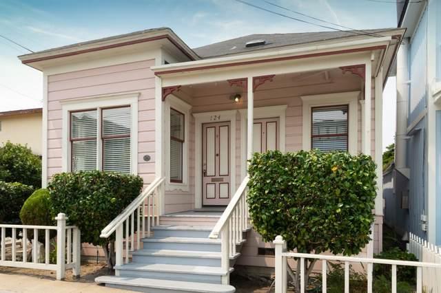 124 18th St, Pacific Grove, CA 93950 (#ML81807464) :: Strock Real Estate