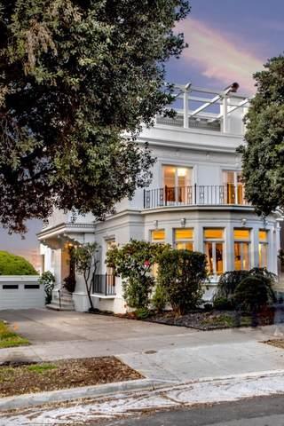 10 Sea Cliff Ave, San Francisco, CA 94121 (#ML81807473) :: The Realty Society