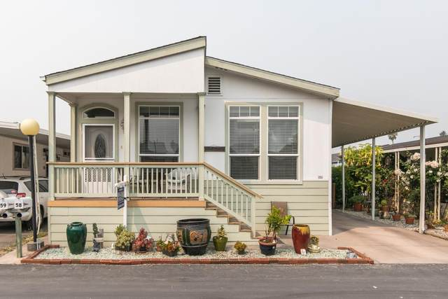 4425 Clares St 58, Capitola, CA 95010 (#ML81807512) :: Strock Real Estate