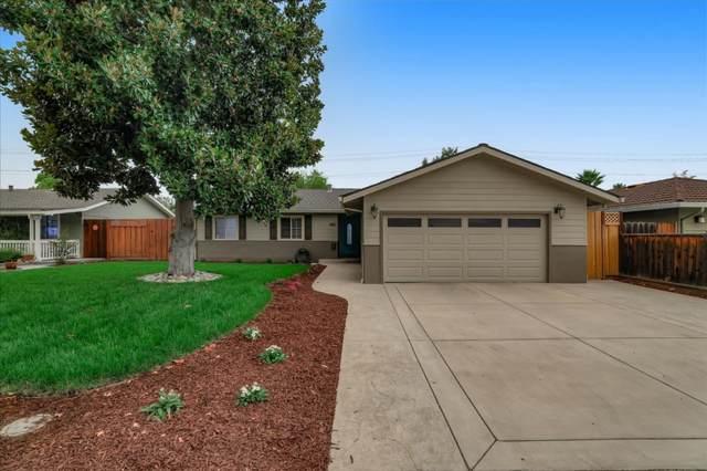 1423 Bryan Ave, San Jose, CA 95118 (#ML81807872) :: RE/MAX Gold