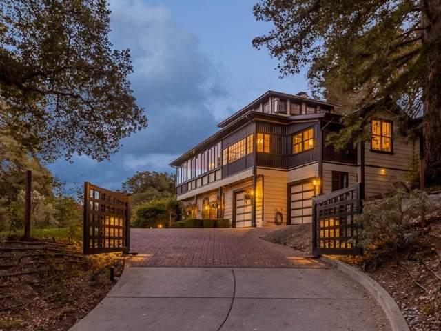 355 Old La Honda Rd, Woodside, CA 94062 (#ML81808094) :: The Sean Cooper Real Estate Group