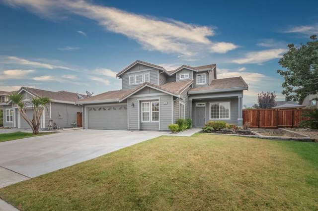1542 Marine Ct, Tracy, CA 95377 (#ML81808097) :: Real Estate Experts