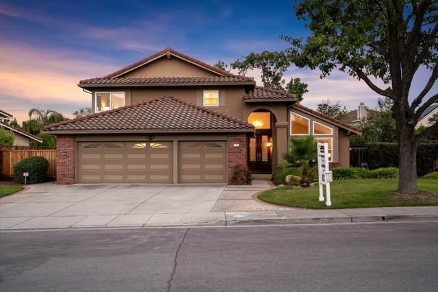 1193 Valley Quail Cir, San Jose, CA 95120 (#ML81808250) :: The Sean Cooper Real Estate Group