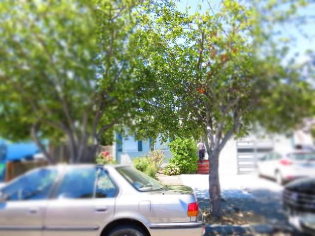 1011 Tilton Ave, San Mateo, CA 94401 (#ML81808286) :: Robert Balina | Synergize Realty