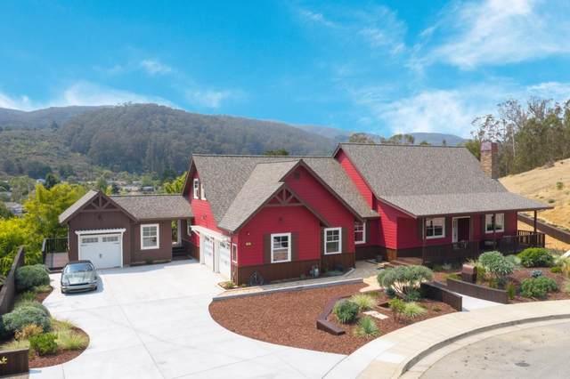 21 Malavear Dr, Pacifica, CA 94044 (#ML81808292) :: The Goss Real Estate Group, Keller Williams Bay Area Estates