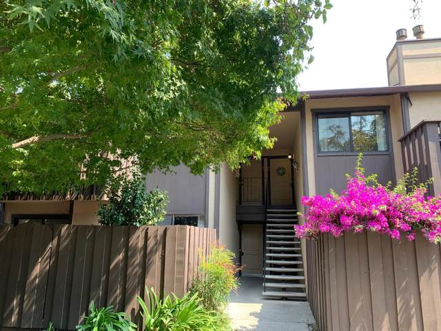 610 Gilbert Ave 18, Menlo Park, CA 94025 (#ML81808353) :: The Sean Cooper Real Estate Group