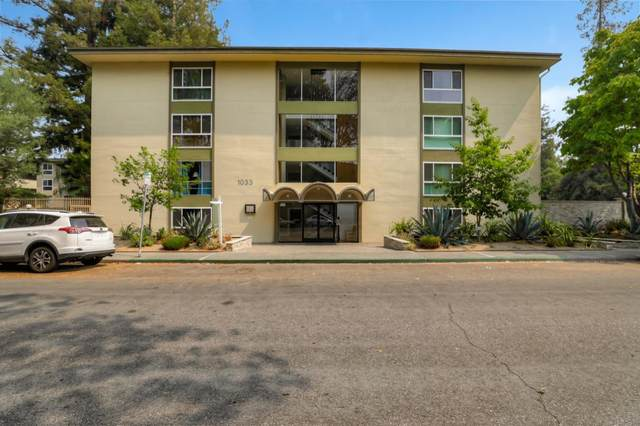 1033 Crestview Dr 206, Mountain View, CA 94040 (#ML81808541) :: The Kulda Real Estate Group