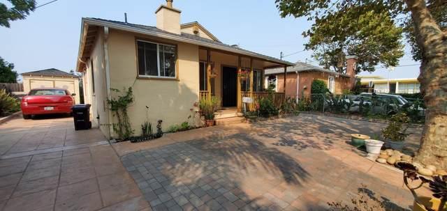 10661 Topanga Dr, Oakland, CA 94603 (#ML81808613) :: Strock Real Estate