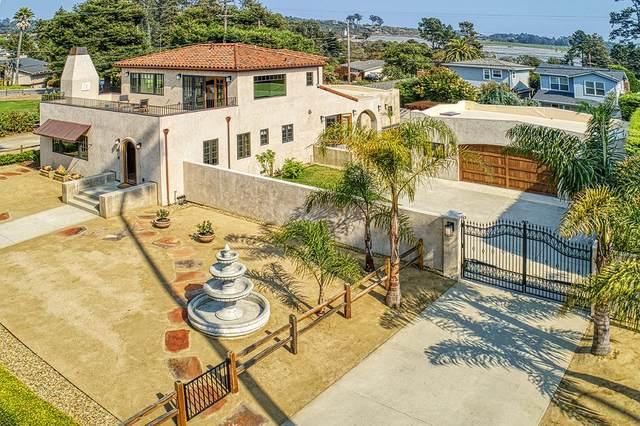 201 Playa Blvd, La Selva Beach, CA 95076 (#ML81808620) :: The Realty Society