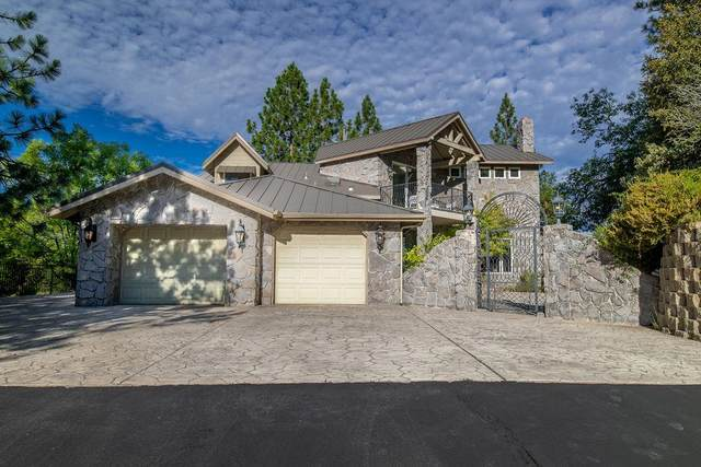 38786 Fawn Point Ln, BASS LAKE, CA 93604 (#ML81808779) :: Intero Real Estate