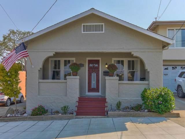 967 Roosevelt St, Monterey, CA 93940 (#ML81808797) :: The Realty Society