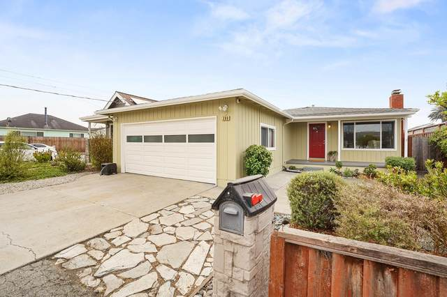380 Myrtle St, Half Moon Bay, CA 94019 (#ML81808849) :: The Sean Cooper Real Estate Group
