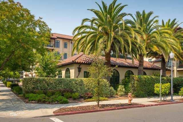 555 Byron St 204, Palo Alto, CA 94301 (#ML81808893) :: Intero Real Estate