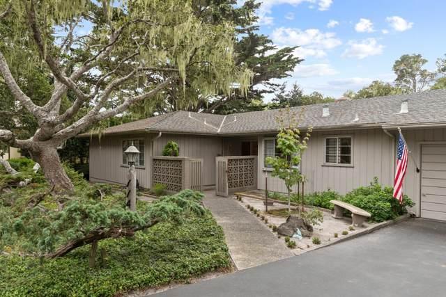 1142 Chaparral Rd, Pebble Beach, CA 93953 (#ML81808897) :: The Sean Cooper Real Estate Group