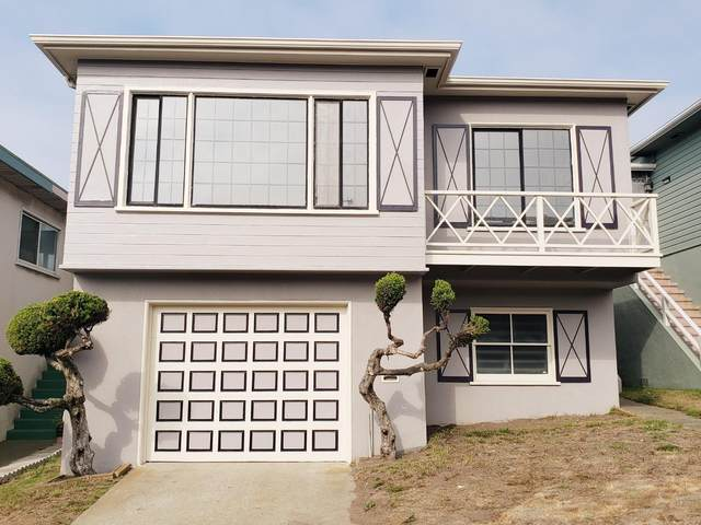 209 Skyline Dr, Daly City, CA 94015 (#ML81808974) :: Strock Real Estate