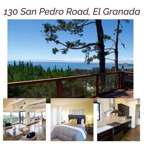 130 San Pedro Rd, El Granada, CA 94019 (#ML81808980) :: Real Estate Experts