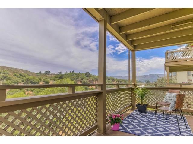 421 Quail Run Ct 40, Del Rey Oaks, CA 93940 (#ML81809110) :: The Sean Cooper Real Estate Group