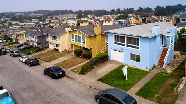 407 Imperial Dr, Pacifica, CA 94044 (#ML81809184) :: The Realty Society