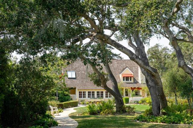 6730 Carmel Valley Rd, Carmel, CA 93923 (#ML81809187) :: The Sean Cooper Real Estate Group
