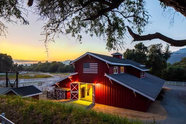 1 Valley Hills Lane, Carmel, CA 93923 (#ML81809410) :: Real Estate Experts