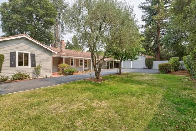 148 Bardet Rd, Woodside, CA 94062 (#ML81809451) :: The Kulda Real Estate Group