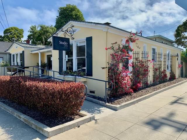 519 Forest Ave, Pacific Grove, CA 93950 (#ML81809467) :: Alex Brant