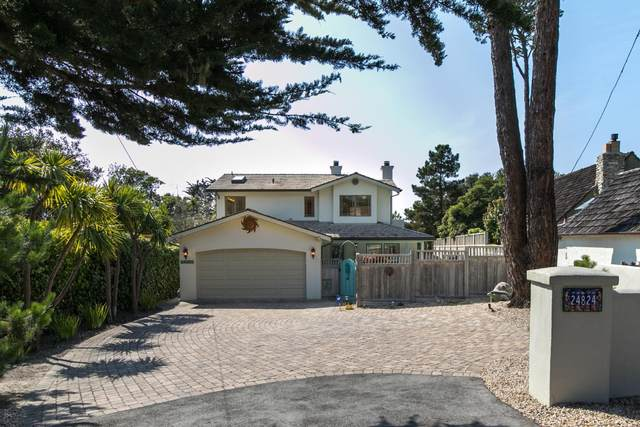 24824 Carpenter Rd, Carmel, CA 93923 (#ML81809474) :: The Kulda Real Estate Group
