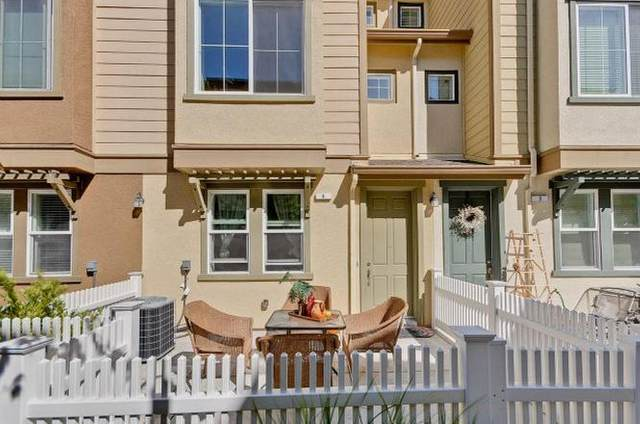 206 Peppermint Tree Ter 4, Sunnyvale, CA 94086 (#ML81809495) :: The Kulda Real Estate Group
