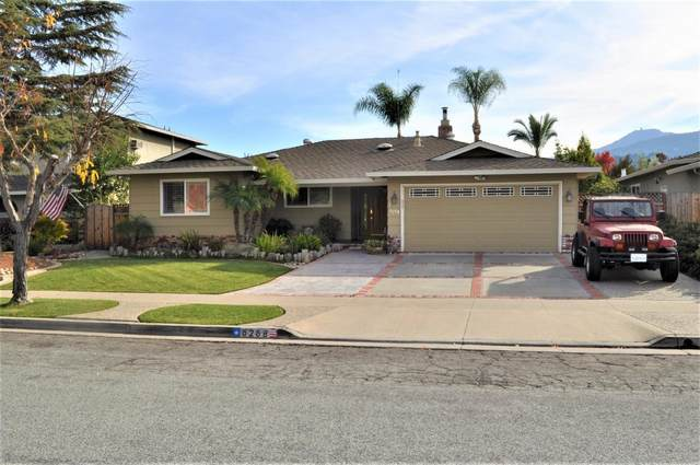 6268 Desert Flame Dr, San Jose, CA 95120 (#ML81809519) :: The Realty Society