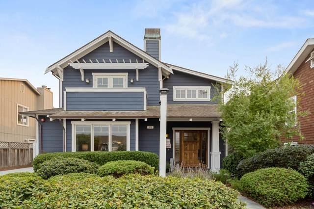 336 Kelly Ave, Half Moon Bay, CA 94019 (#ML81809521) :: Strock Real Estate