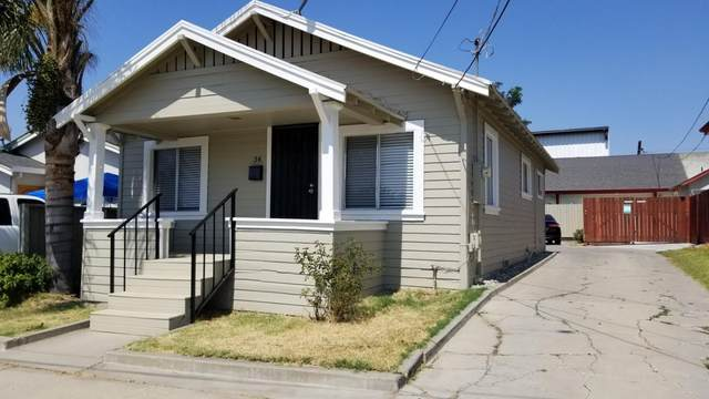54 Hawkins St, Hollister, CA 95023 (#ML81809543) :: The Kulda Real Estate Group