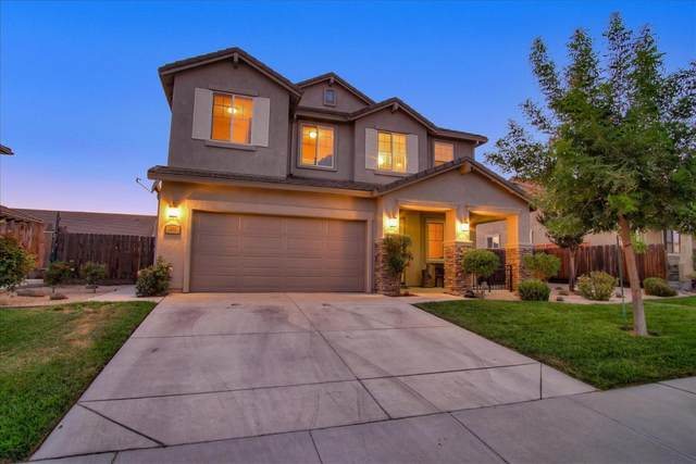 1860 Monte Vista Dr, Hollister, CA 95023 (#ML81809548) :: The Kulda Real Estate Group