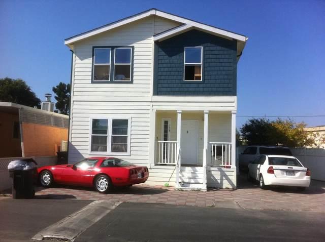150 Sherwood Dr 138, Salinas, CA 93901 (#ML81809554) :: Intero Real Estate