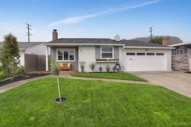743 Pepper Dr, San Bruno, CA 94066 (#ML81809611) :: Real Estate Experts