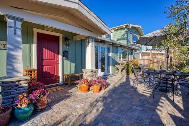508 Seacliff Dr, Aptos, CA 95003 (#ML81809666) :: The Gilmartin Group