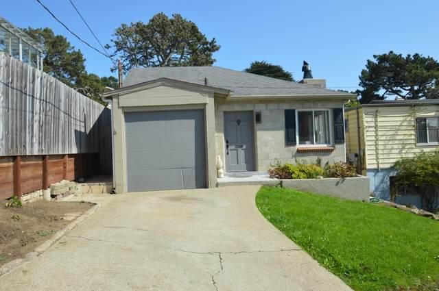 140 Gordon Way, Pacifica, CA 94044 (#ML81809668) :: RE/MAX Gold
