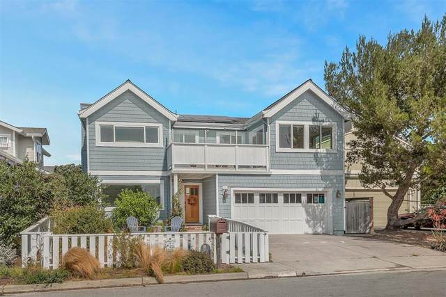 251 Granelli Ave, Half Moon Bay, CA 94019 (#ML81809688) :: The Sean Cooper Real Estate Group