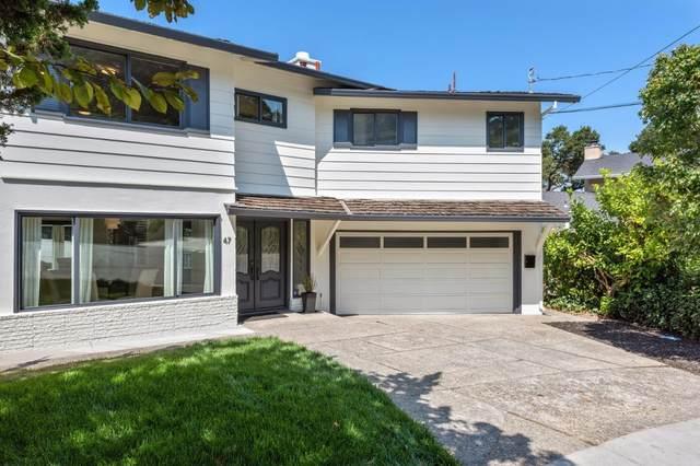 47 Treetop Ln, San Mateo, CA 94402 (#ML81809779) :: Strock Real Estate