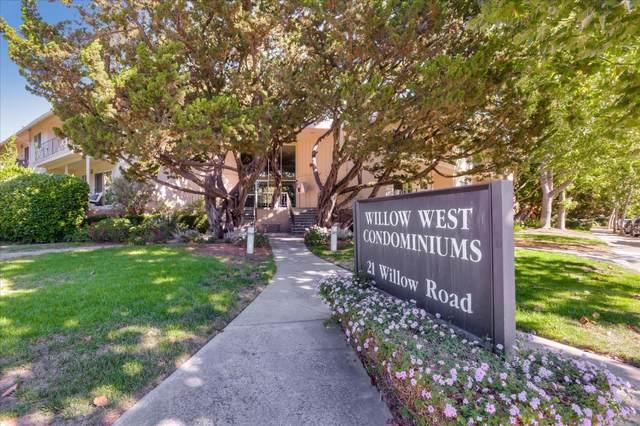 21 Willow Rd 15, Menlo Park, CA 94025 (#ML81809781) :: The Goss Real Estate Group, Keller Williams Bay Area Estates