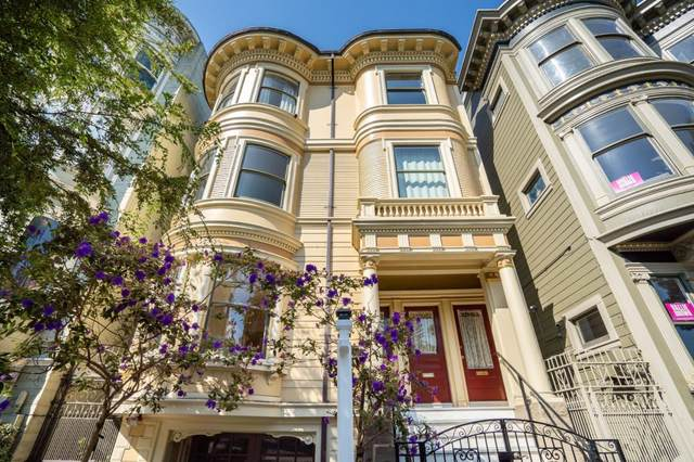 1245 Masonic Ave, San Francisco, CA 94117 (#ML81809825) :: The Sean Cooper Real Estate Group