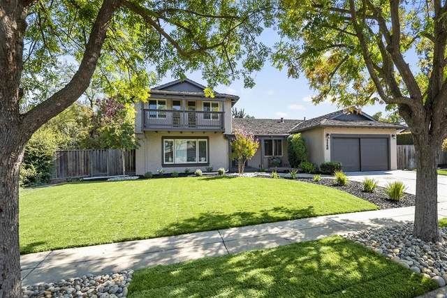 1146 Lansdale Ct, San Jose, CA 95120 (#ML81809888) :: The Realty Society