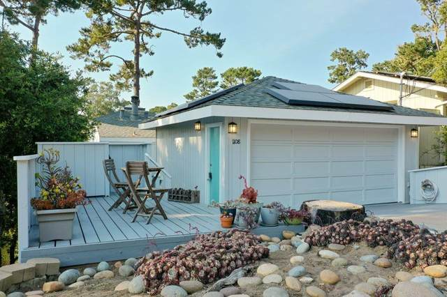 1108 Austin Ave, Pacific Grove, CA 93950 (#ML81809909) :: Real Estate Experts