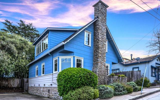 215 8th St, Pacific Grove, CA 93950 (#ML81809945) :: Alex Brant