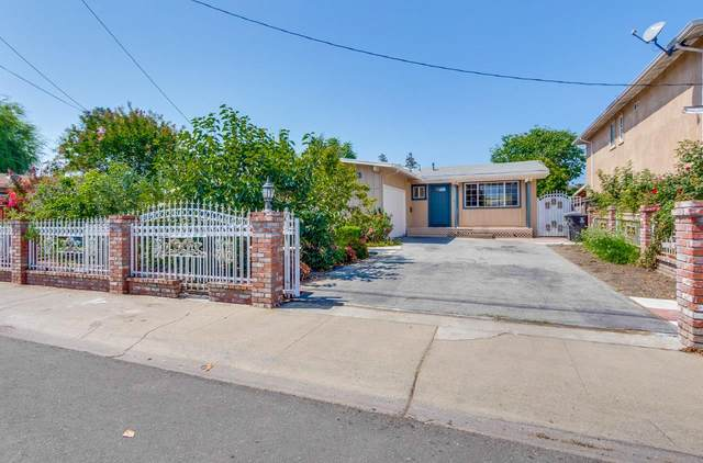 411 Larkspur Dr, East Palo Alto, CA 94303 (#ML81810024) :: The Realty Society