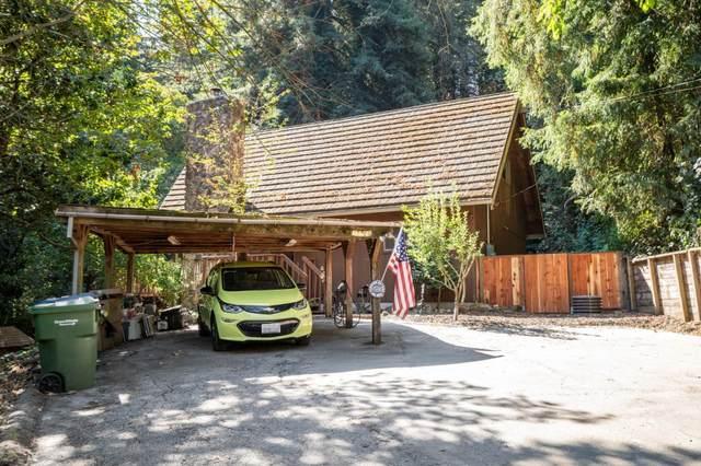 17666 Navajo Trl, Los Gatos, CA 95033 (#ML81810043) :: Real Estate Experts